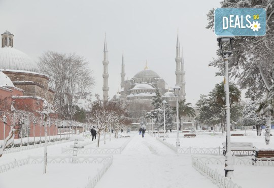 Нова година 2020 в Courtyard By Marriott Istanbul International Airport 4*, Истанбул, с Караджъ Турс! 3 нощувки със закуски, басейн, сауна, Гала вечеря и транспорт - Снимка 4