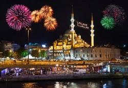 Нова година 2020 в Courtyard By Marriott Istanbul International Airport 4*, Истанбул, с Караджъ Турс! 3 нощувки със закуски, басейн, сауна, Гала вечеря и транспорт - Снимка