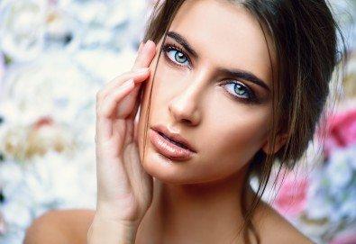 Млада кожа с дълбоко хидратираща хиалуронова терапия за лице в студио Магнифико! - Снимка