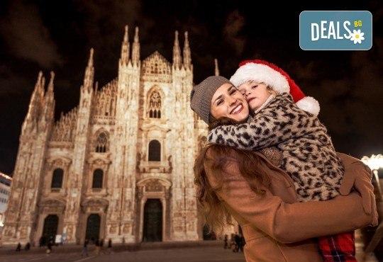 Екскурзия през декември до Милано: 3 нощувки и закуски, самолетен билет и водач