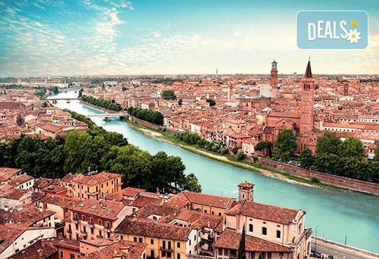Загреб, Верона, Венеция, октомври: 3 нощувки и закуски, транспорт и възможност за Милано
