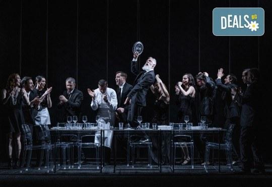 Гледайте Празникът с Бойко Кръстанов и други на 12.10. (събота) в Малък градски театър Зад канала - Снимка 4