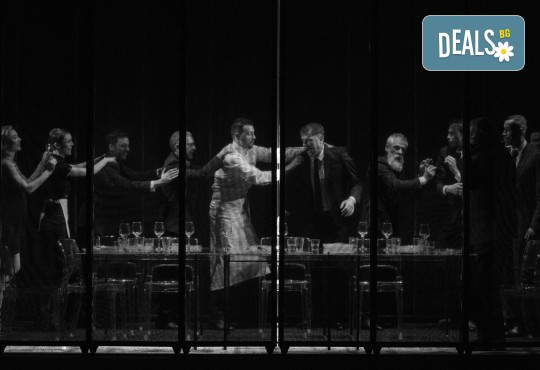 Гледайте Празникът с Бойко Кръстанов и други на 12.10. (събота) в Малък градски театър Зад канала - Снимка 6