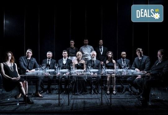 Гледайте Празникът с Бойко Кръстанов и други на 12.10. (събота) в Малък градски театър Зад канала - Снимка 2