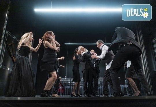 Гледайте Празникът с Бойко Кръстанов и други на 12.10. (събота) в Малък градски театър Зад канала - Снимка 12