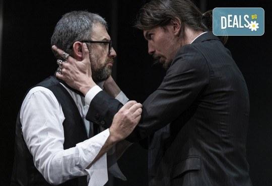 Гледайте Празникът с Бойко Кръстанов и други на 12.10. (събота) в Малък градски театър Зад канала - Снимка 15