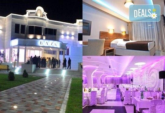 Посрещнете Нова година 2020 в Лесковац! 2 нощувки, 2 закуски и 1 вечеря в Hotel Bavka 3*, празнична Новогодишна вечеря и транспoрт! - Снимка 8