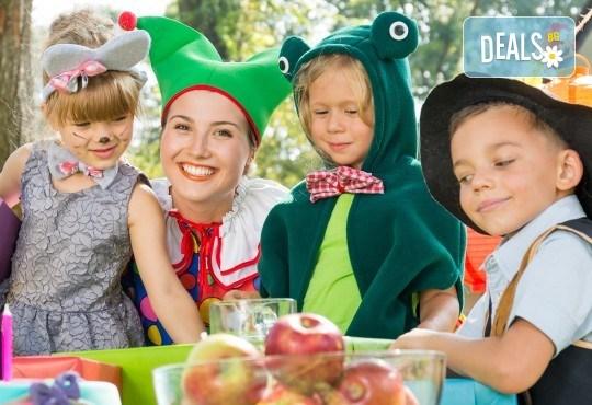 Тематичен аниматор Елза, Абчо Кебапчо, Батман, Спайдърмен, Калинката, Петс патрул, Мики и Мини Маус или клоун + водене на игри и музикална апаратура от Детски център – Щастливи деца - Снимка 2