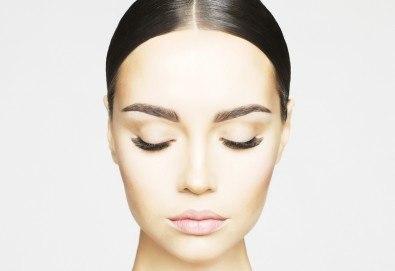 Приковаващи очи! Ламиниране на мигли с подхранваща терапия в салон Atelier Des Fleurs! - Снимка