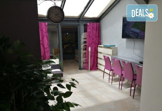 Приковаващи очи! Ламиниране на мигли с подхранваща терапия в салон Atelier Des Fleurs! - Снимка 9
