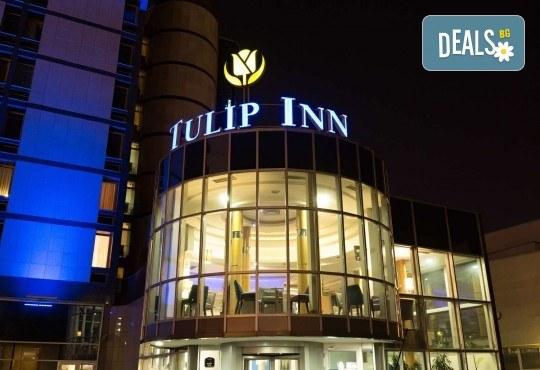 Посрещнете Нова година 2020 в Белград, със Запрянов Травел! 2 нощувки със закуски в СПА хотел Tulip Inn 3*, 1 стандартна и 1 гала вечеря с неограничени напитки - Снимка 2