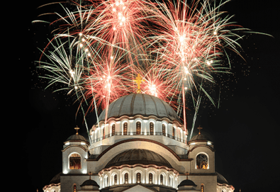 Last minute! Нова година в Белград! 2 нощувки със закуски в СПА хотел Tulip Inn 3*, вечеря и Новогодишна вечеря с жива музика и неограничени напитки, басейн и СПА