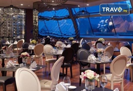 Ранни записвания за 5-звездна Нова година в Pullman Istanbul Hotel & Convention Center в Истанбул! 3 нощувки със закуски, Новогодишна вечеря и ползване на басейн и сауна, транспорт по избор - Снимка 6