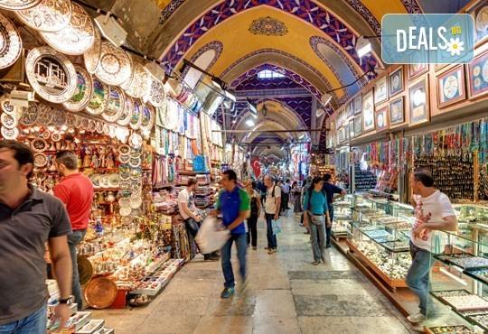 Шопинг екскурзия до Истанбул! 2 нощувки със закуски, транспорт от София и Варна, посещение на моловете Watergarden, Emaar и Forum - Снимка 6