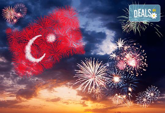 Нова година в Истанбул: 2 нощувки и закуски, транспорт, посещение на Mall of Istanbul