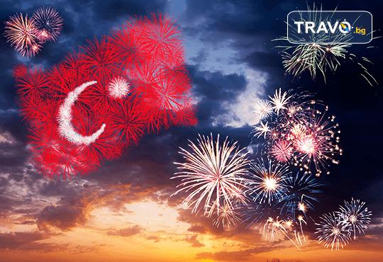 Нова година в Истанбул! 2 нощувки със закуски в Kaya Hotel 3*, транспорт, посещение на Одрин и Mall of Istanbul - Снимка 1