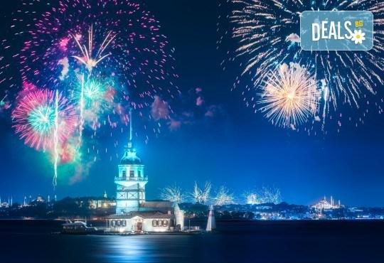 Нова година 2020 в Истанбул: 2 нощувки, закуски, транспорт и посещение на Mall of Istanbul