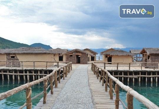 Посрещнете Нова година 2020 в хотел Fafa Premium Resort 4*, Албания, с АБВ Травелс! 3 нощувки, 3 закуски и 2 вечери, транспорт и програма в Дуръс, Скопие и Охрид! - Снимка 19