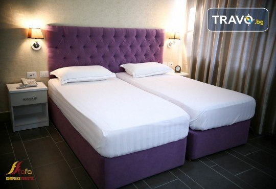 Посрещнете Нова година 2020 в хотел Fafa Premium Resort 4*, Албания, с АБВ Травелс! 3 нощувки, 3 закуски и 2 вечери, транспорт и програма в Дуръс, Скопие и Охрид! - Снимка 9