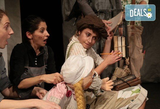 За децата! На 27-ми октомври (неделя) гледайте Том Сойер по едноименния детски роман на Марк Твен в Малък градски театър Зад канала! - Снимка 2