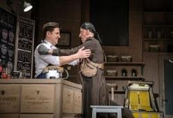 Гледайте Асен Блатечки и Малин Кръстев в постановката Зимата на нашето недоволство на 24.10. от 19ч. в Малък градски театър Зад канала! - Снимка