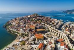 На разходка и шопинг за един ден през октомври до Кавала, Гърция! Транспорт и екскурзовод от туроператор Поход! - Снимка