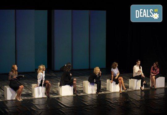 Съзвездие от актриси на сцената на Театър София! Гледайте хитовия спектакъл Тирамису на 09.10. от 19ч., голяма сцена, 1 билет! - Снимка 15