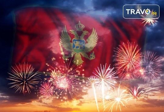 Нова година 2020 на Черногорската ривиера с България Травъл! 4 нощувки, 4 закуски, 2 вечери в Hotel Palma 4*+, Тиват, транспорт и екскурзии до Дубровник и Котор! - Снимка 1