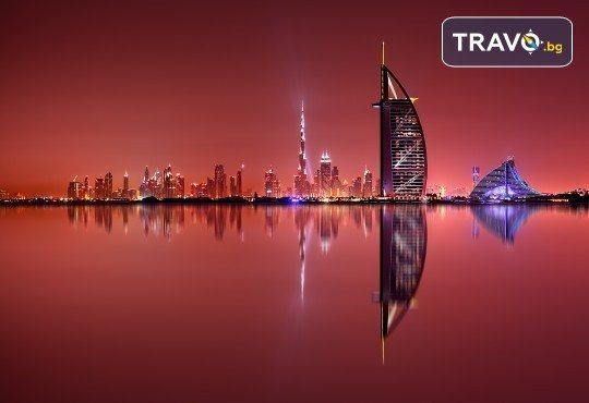 През есента до екзотичния Дубай! 4 нощувки със закуски и вечери в хотел 3* или 4*, самолетен билет, трансфери, сафари в пустинята, посещение на Абу Даби и круиз в Дубай Марина! - Снимка 8