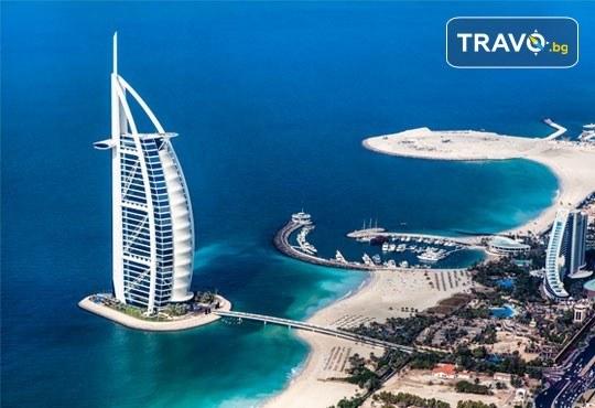 През есента до екзотичния Дубай! 4 нощувки със закуски и вечери в хотел 3* или 4*, самолетен билет, трансфери, сафари в пустинята, посещение на Абу Даби и круиз в Дубай Марина! - Снимка 4
