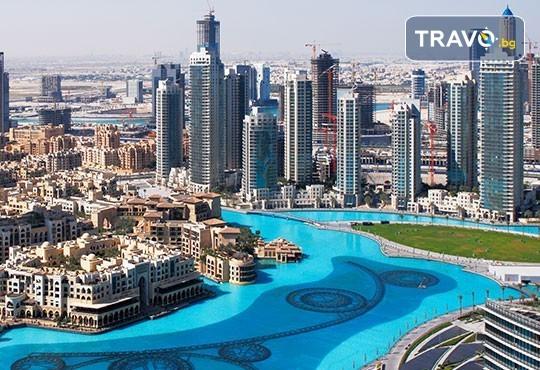 През есента до екзотичния Дубай! 4 нощувки със закуски и вечери в хотел 3* или 4*, самолетен билет, трансфери, сафари в пустинята, посещение на Абу Даби и круиз в Дубай Марина! - Снимка 7