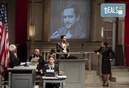 Съдебен процес с Ваше участие в Театър София! Гледайте Нощта на 16-ти януари от Айн Ранд на 10.10. от 19ч., билет за един - Снимка 6