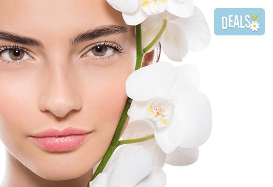 Безотказна грижа за Вашето лице! Интензивна дълбоко хидратираща терапия Vitality с професионална козметика Paraiso и радиочестотен лифтинг от Anima Beauty&Relax - Снимка 2