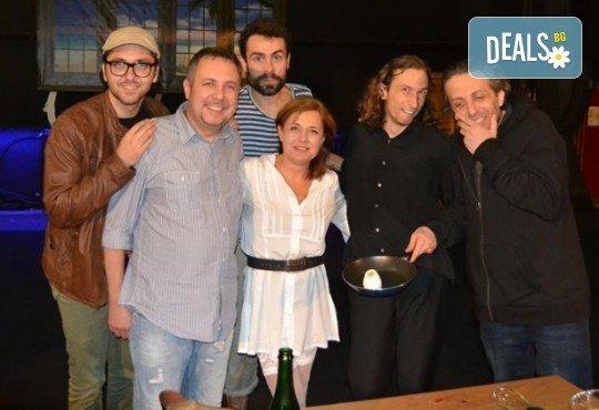 """Гледайте комедията """"Мъжът на жена ми"""" на 30.09., от 19.00 ч , Театър Сълза и Смях, 1 билет - Снимка 2"""