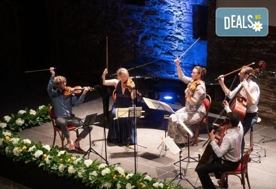 Кралските Концертгебау музиканти и звездите от Quarto Quartet представят Бах и Менделсон 25.10. от 19.00 ч в Зала България, билет за един! - Снимка 3
