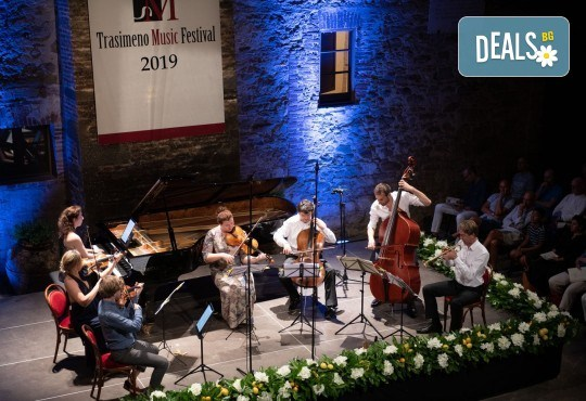 Кралските Концертгебау музиканти и звездите от Quarto Quartet представят Бах и Менделсон 25.10. от 19.00 ч в Зала България, билет за един! - Снимка 4