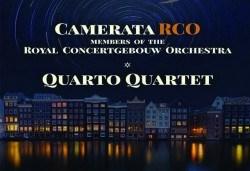 Кралските Концертгебау музиканти и звездите от Quarto Quartet представят Бах и Менделсон 25.10. от 19.00 ч в Зала България, билет за един! - Снимка
