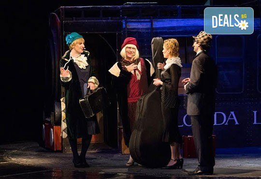 """Гледайте страхотната комедия """"Някои го предпочитат..."""" на 16.10. от 19.00 ч. в Младежки театър, билет за един! - Снимка 2"""