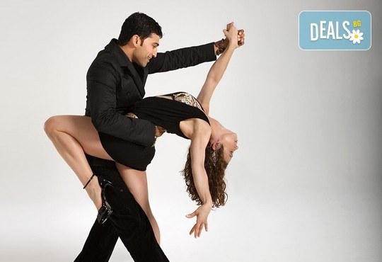 2 или 4 урока по латино танци при Силвия Лазарова - професионален танцьор и инструктор по латино и спортни танци, в Sofia International Music & Dance Academy! - Снимка 2