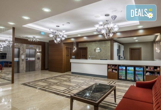Нова година 2020 в Hampton by Hilton 4* в Гелиболу, Турция, с Глобус Холидейс! 3 нощувки, 3 закуски и 2 вечери, Новогодишна вечеря, собствен транспорт - Снимка 2