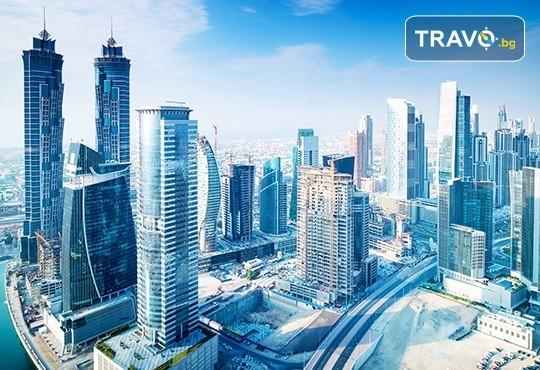 Екзотика и романтика в Дубай през есента! 5 нощувки със закуски в хотел 3* или 4*, самолетен билет и трансфери - Снимка 1