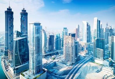 Екзотика и романтика в Дубай през есента! 5 нощувки със закуски в хотел 3* или 4*, самолетен билет и трансфери - Снимка