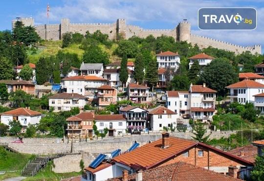 4-звездна Нова година в Охрид! 3 нощувки със закуски и 2 вечери в Hotel Belvedere, Новогодишна празнична вечеря и транспорт - Снимка 4