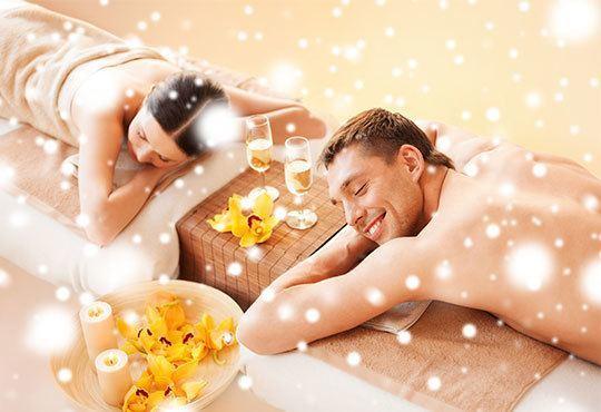 Романтична СПА терапия за ДВАМА с шоколад, вулканични камъни и цял масаж в SPA център Senses Massage & Recreation - Снимка 3