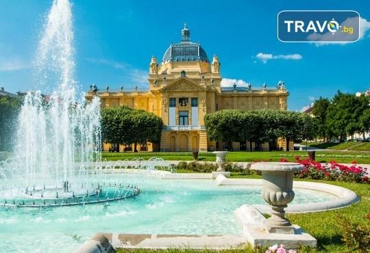 Посрещнете Новата 2020 година в Загреб, Хърватия! 3 нощувки с 3 закуски и 2 вечери в Laguna Hotel 3*, Новогодишна вечеря и транспорт - Снимка 4