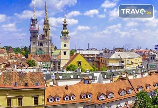 Посрещнете Новата 2020 година в Загреб, Хърватия! 3 нощувки с 3 закуски и 2 вечери в Laguna Hotel 3*, Новогодишна вечеря и транспорт - Снимка 5