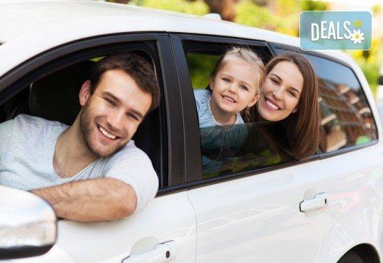 Паркирайте лесно и безопасно! Монтаж на парктроник с 4 датчика и дисплей на автомобил в автосервиз Крит - Снимка 1