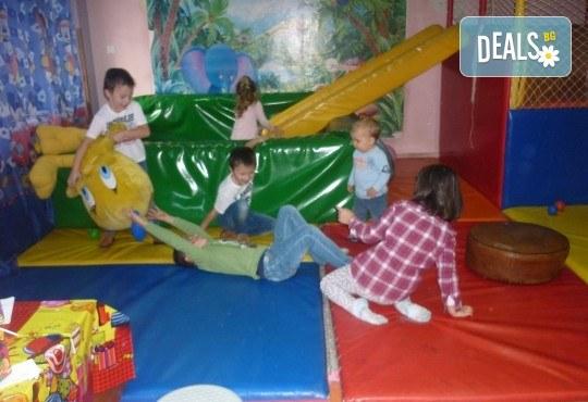 За празника на Вашето дете! Два часа детско парти за 8-15 деца с аниматор, меню и торта от Парти клуб Слънчо - Снимка 9