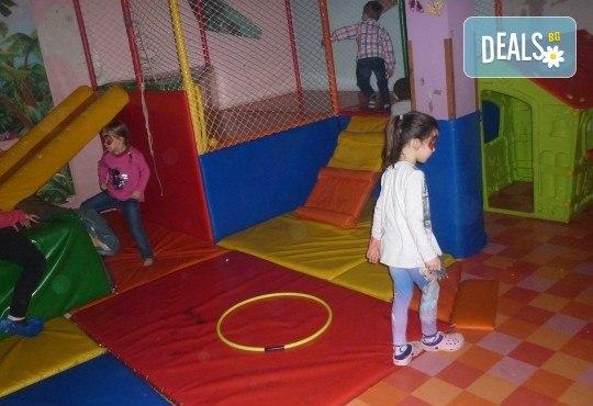 Наем за 1 час на детски клуб за рожден ден или друг празник, с музика, играчки и много забавления от Парти клуб Слънчо - Снимка 4