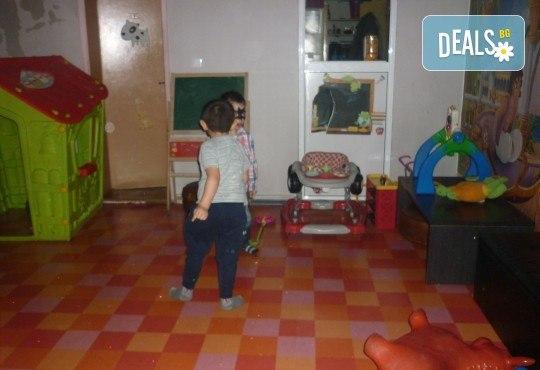 Наем за 1 час на детски клуб за рожден ден или друг празник, с музика, играчки и много забавления от Парти клуб Слънчо - Снимка 5